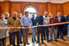 Governor Cuomo Announces Ribbon Cutting and Grand Reopening of the Historic Hotel Saranac (governorandrewcuomo) Tags: hotel redevelopment jobs economy tourism saranaclake ny usa