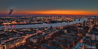 Hamburg aus der Luft - 07021803