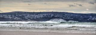 St Ives Bay, Cornwall