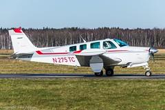 Jet Charter N275TC (U. Heinze) Tags: aircraft airlines airways haj hannoverlangenhagenairporthaj flugzeug eddv planespotting plane nikon