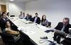 Reunião sobre Mediação Digital (Conselho Nacional de Justiça - CNJ) Tags: reunião sobre mediação digital