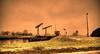 Martian snow storm. (Alex-de-Haas) Tags: 11mm d750 dutch europa europe hdr holland irix nederland nederlands netherlands nikon noordholland noordhollandschkanaal schoorldam schoorldammerbrug warmenhuizen ambiance art artistic artistiek bridge brug canal cold daglicht daylight kanaal kou landscape landschap neerslag precipitation professional sfeer sneeuw snow snowing water weather weer winter