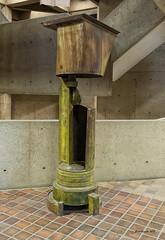 Oxidation (brentus69) Tags: edmonton alberta canada art metal sculpture uofa universityofalberta oxidation nikon d700 nikond700