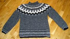 Icelandic wool Lopi sweater (Mytwist) Tags: alafoss lopi 88 spanis88 hylte anki ullar ullarpeysa isle wool sweater passion love chunky mytwist knit craft laine retro timeless yoke unisex sexy designed design bulky vouge velour cozy classic lopapeysa lopapeysunni pulli knitting chunkysweater fuzzy reykjavik iceland istex