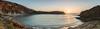 West Lulworth   |   Lulworth Cove Sunrise Panorama
