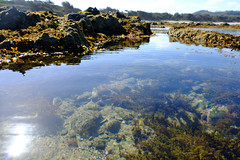 Over and under (zassle) Tags: beach coastal landscape rockpools scenery camera:make=fujifilm geocountry exif:aperture=ƒ64 geocity geostate exif:lens=xf18135mmf3556rlmoiswr exif:focallength=18mm camera:model=xpro2 exif:model=xpro2 exif:make=fujifilm geolocation exif:isospeed=200