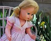 Anybody ready for Spring? (tamsykens1) Tags: flitry christina ratti doll spring flowers sunshine outdoors nature