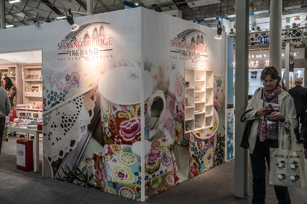 SHOWCASE IRELAND AT THE RDS IN DUBLIN [Sunday Jan. 21 to Wednesday Jan. 24]-136004