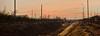 Industrial Trails - Miasteczko Śląskie - railway siding (ChemiQ81) Tags: miasteczko śląskie tarnogórski huta cynku ołowiu metali smelter works industry przemysł zakład przemysłowy polska poland polen polish polsko chemiq польша poljska polonia lengyelországban польща polanya polija lenkija ポーランド pólland pholainn פולין πολωνία pologne puola poola pollando 波兰 полша польшча śląsk slezsko silesia schlesien outdoor centrum silesian city stadt miasto 2018 sky landscape nikon d5100 panorama zinc