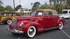 1941 Packard One Sixty Super Eight Deluxe Convertible (Pat Durkin OC) Tags: 1941packard onesixty convertible red whitewalltires ragtop topless chassismodel1903
