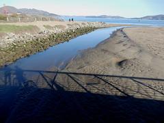 The Channel (Talley1144) Tags: shadows bridge crissyfield ggnra sanfrancisco sfbay channel