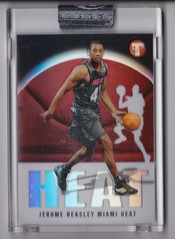 2003-04 Topps Pristine Refractors #197 Jerome Beasley uncirculated RC #'d 0639:1999 1 (hoosierdealer) Tags: 200304 topps pristine basketball refractor serial numbered d uncirculated rookie rc ry