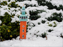 The leaning tower of Loughborough (Phil McIver) Tags: loughborough carillon leicestershire snow