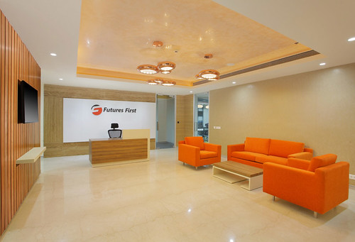 Office Interior Design- Synergy Corporate Interiors
