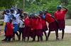 Groupe d'enfants South Africa_3697 (ichauvel) Tags: enfants children groupe group joyeux happy sourires smiles portraits danseurs écoliers blyderivercanyon afriquedusud southafrica mpumalanga exterieur outside voyage travel