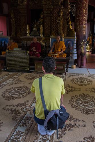 Chiang Mai - temple - Rémi