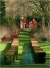 Painswick Rococo Garden. (brian.batters (B-C-B)) Tags: painswick redhouse rococogarden snowdrops