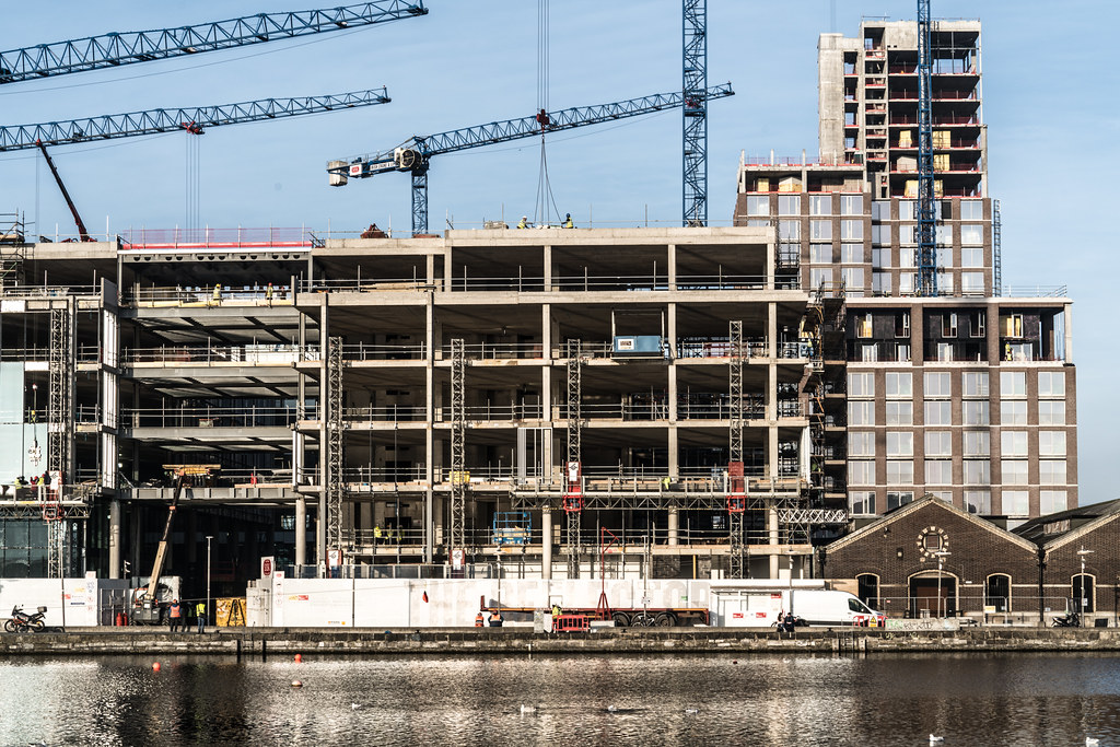 CAPITAL DOCK DEVELOPMENT CLOSE TO COMPLETION [11 JANUARY 2018]-135418
