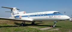 Yak-40 | CCCP-87490 | Mon | 20110815 (Wally.H) Tags: yak40 yakovlev40 cccp87490 aeroflot centralairforcemuseum monino