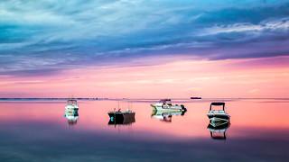 Still waters - Corio Bay, Victoria, Australia