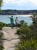 Heading to the Beach (philipbouchard) Tags: trail overlook beach boys bluff curlcurl deewhy head coastalwalk australia sydney newsouthwales northernbeaches pacificocean shore rocky north south