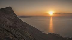 Sunset in Lanzarote (GC - Photography) Tags: sea ocean sunset atardecer sky landscape sol sun lanzarote canaryislands islascanarias españa spain gcphotography nikon d500 tokinaaf1116f28 largaexposicion longexposure filtrosnd ndfilters miradordeguinate