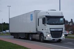 DAF XF SSC E6 116.460 - RTR-Trailers B.V. Belgie (Celik Pictures) Tags: rtr trailer rentals bv barendrecht belgië belgien belgique belgium europe transport in movement trucks vrachtwagen lorry lkw camion