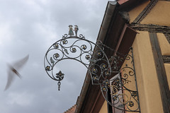 Vacances_0336 (Joanbrebo) Tags: kaysersbergvignoble grandest francia fr alsace hautrhin canoneos80d eosd efs1855mmf3556isstm autofocus streetscenes letrero signs