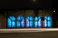 IMG_2190 (nighteyeswol) Tags: lightplay light urban 50mm street cars trails