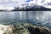 flickr-8 (christopher.d.heald) Tags: banff lakeminnewanka mtgirouard mountain lake