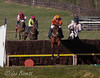 6/52 Clear at the last (Leo Bissett) Tags: p2p horse race ditch fence sport ireland horseracing snow equine equestrian