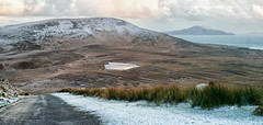 Mountain grazing (mickreynolds) Tags: achillcomayo february2018 ireland nx500 wildatlanticway