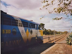 S300 Camperdown? (tommyg1994) Tags: west coast railway wcr emd b t x a s n class vline warrnambool geelong b61 b65 t369 x41 s300 s311 s302 b76 a71 pcp bz acz bs brs excursion train australia victoria freight fa pco pcj