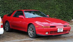 J244 UEC (Nivek.Old.Gold) Tags: 1991 toyota supra 25 twin turbo 3000cc