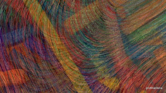 1-1-2018-02-087 color waves, abstract texture (profmarilena) Tags: abstract profmarilena artwork colors geometries collage digital painting