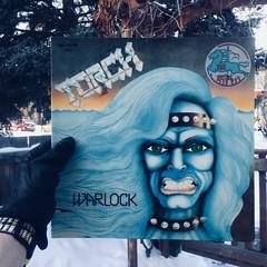 (Tom Bagley) Tags: torch warlock zyxrecords snow shitendofthewinter heavymetal sweden calgary alberta canada