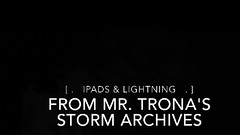 [ .   EXTENDED MIX, Mr. TRONA's Favorite Lightning/Ultra-Violence of Nature Moments   . ] (ǝlɐǝq ˙M ʍǝɥʇʇɐW) Tags: violence nature electrostatic discharge ipad live shooting storm shotwithahandheld lunacy recomposed versions remix 2xspeed slowmotion thunderstorm texas clip video lightning johncoltrane