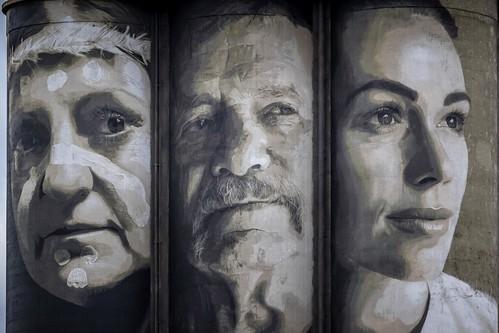 Rone Cement Silo Portraits