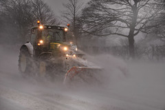 Beast from the East (PentlandPirate of the North) Tags: snowplough tractor cheshire winter snow drifting beastfromtheeast johndeere willisdrainage macclesfield bosley blizzard weather plow