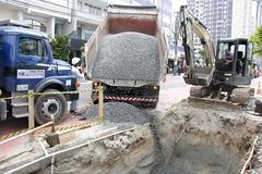Planejamento Lixeira Subterranea Av Atlantica 07 12 17 Foto Celso Peixoto  (15) (prefbc) Tags: lixeiras ambiental contentores lixo obra planejamento