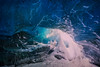 Icelans snowing light in Cristal Cave (joana dueñas) Tags: iceland northatlantic joanadueñas winter longexposeture light photofeeling landscape glacier crystalcave cave vatnajoküll
