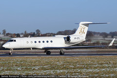 VP-CFG | Gulfstream G550 | Private (james.ronayne) Tags: vpcfg gulfstream g550 private aeroplane airplane plane aircraft jet bizjet vip corporate executive luton ltn eggw canon 80d 100400mm raw bizav business aviation