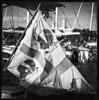 Moors in the wind (ukke2011) Tags: hasselblad503cw planarcfe8028 rolleirpx25 selfdeveloping rodinal 150 film pellicola 6x6 square 120 bw blackandwhite mediumformat analog analogico flag bandiera