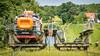 The wide-gauge train trip. (Alexander Dülks) Tags: track masury masuria warmia masuren tourist ermland mazury schiff canal schiene kanu canoe boot kanal boat 2017 ship polen poland ostróda