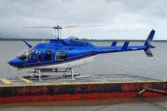 VH-CKP Bell 206L-3 Long Ranger (johnedmond) Tags: cairns queensland qld bell longranger 206 helicopter chopper 55210mm sel55210 ilce3500 sony