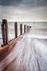 Teignmouth Beach (Rich Walker75) Tags: beach longexposure longexposures longexposurephotography canon eos100d efs1585mmisusm england eos landscape landscapes landscapephotography groyne beaches sea ocean water devon coast coastline coastal