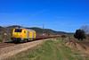 75027 et rame infra (X2215) Tags: train sncf var provence bb75000 infra wagons vignes pugetville prima