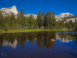 Yosemite's Cathedral Waters