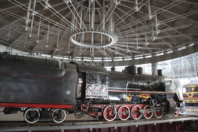 Russian Railway Museum large image