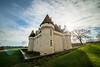 Monbazillac Castle : Dordogne : Périgord : France : Samyang 14 mm F2.8 : Nikon D4 (Benjamin Ballande) Tags: monbazillac castle dordogne périgord france samyang 14 mm f28 nikon d4